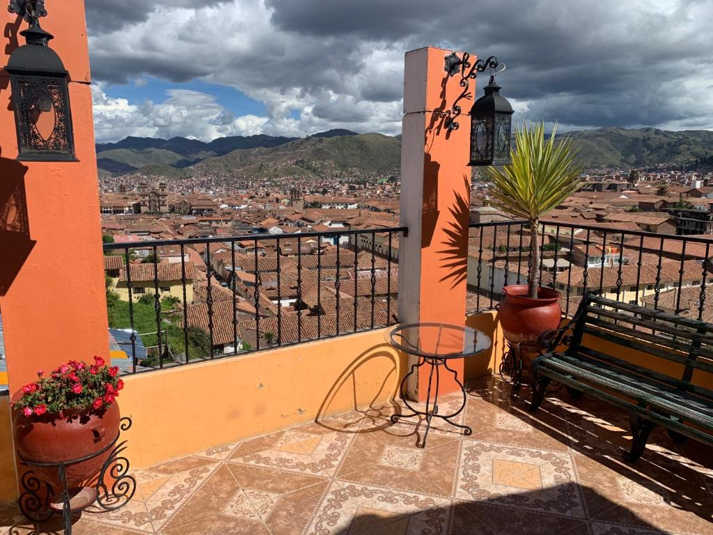 Cusco Hotels Peru